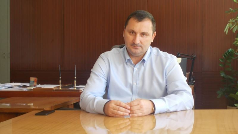 Главой Красноперекопского района снова назначили Сергея Биданца