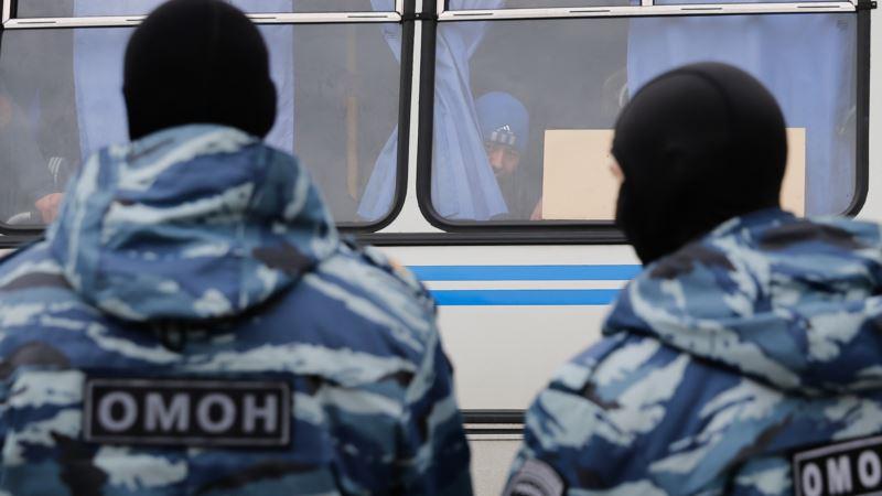 Россия: в Дагестане произошли столкновения между полицией и местными жителями (+видео)