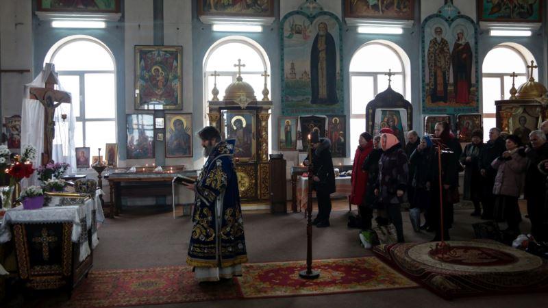Глава МИД Украины и митрополит Епифаний обсудили ситуацию с нарушением прав верующих в Крыму