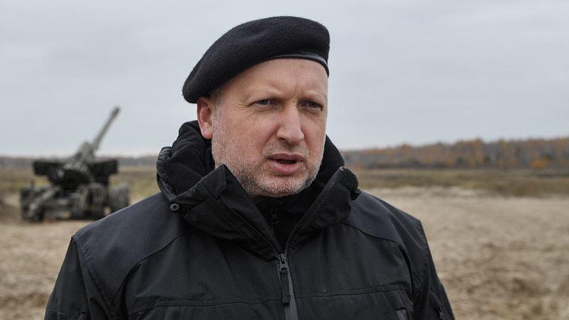 Турчинов о плане деоккупации: Начать нужно с Донбасса, потом – Крым