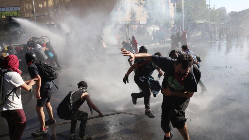 США обвинили Россию в разжигании вражды в Чили