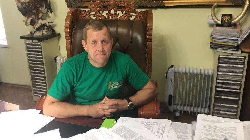 В Госкомветеринарии Крыма уверены, что Зубков не выполнит угрозу по отстрелу 30 медведей