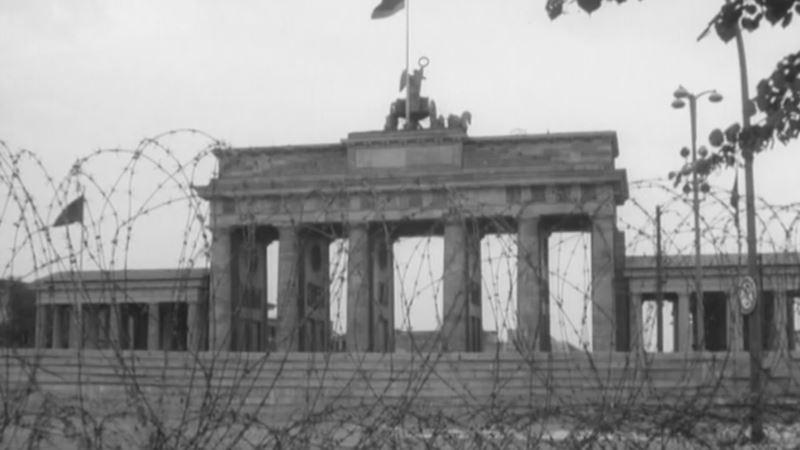 Берлин тогда и сейчас: жизнь и смерть по обе стороны стены (видео)