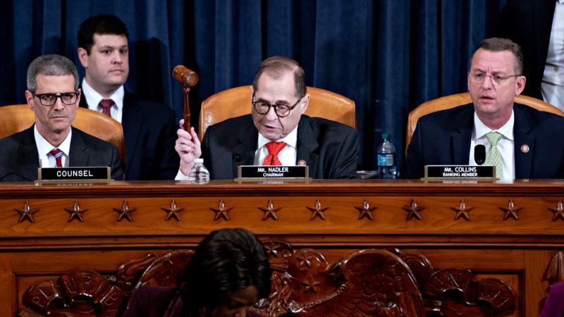 Палата представителей США начала дебаты о статьях импичмента Трампа