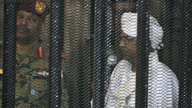 Свергнутый президент Судана приговорен к двум годам тюрьмы