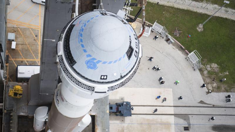 NASA пытается вернуть на Землю тестовый корабль «Старлайнер»