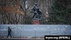 В Симферополе рассказали о высадке кедров на проспекте Победы