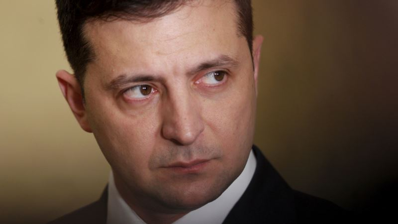 Зеленский после «нормандской встречи»: «Донбасс и Крым – это Украина»