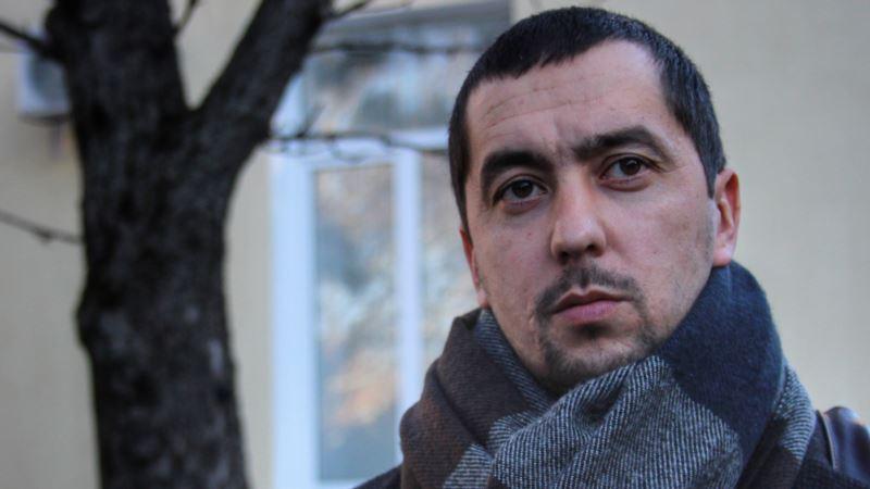 Суд по избранию меры пресечения симферопольцу Кашуку пройдет 20 декабря – адвокат
