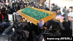 Интерпол отказался объявить в розыск трех подозреваемых в убийстве крымского татарина Решата Аметова