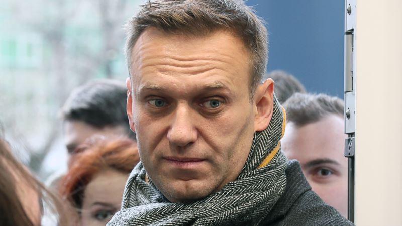 Россия: в Фонде борьбы с коррупцией проходит обыск, полиция увезла Навального