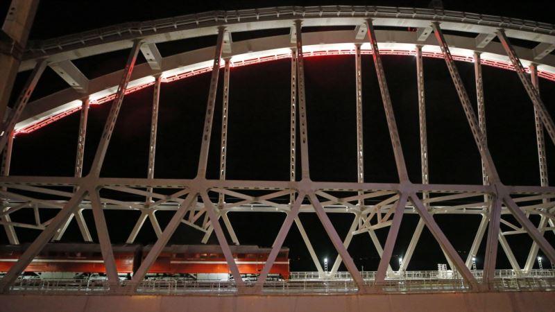 Железную дорогу Керченского моста передали на баланс «Крымской железной дороги»