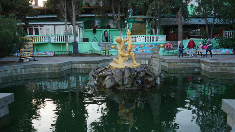 В центре Алушты в фонтане нашли тело мужчины, возбуждено уголовное дело