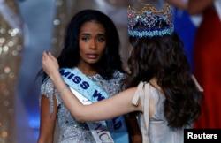 Стало известно, кто получил титул «Мисс мира-2019» (+фото)