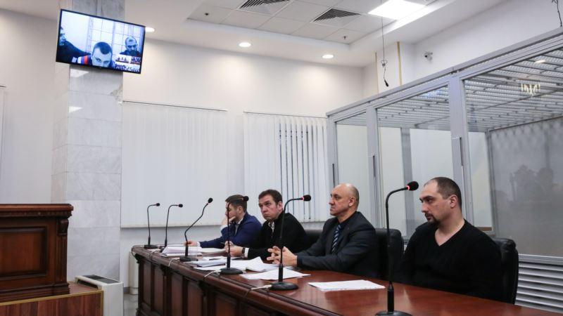 Экс-работников «Беркута» освободили из-под стражи под личное обязательство
