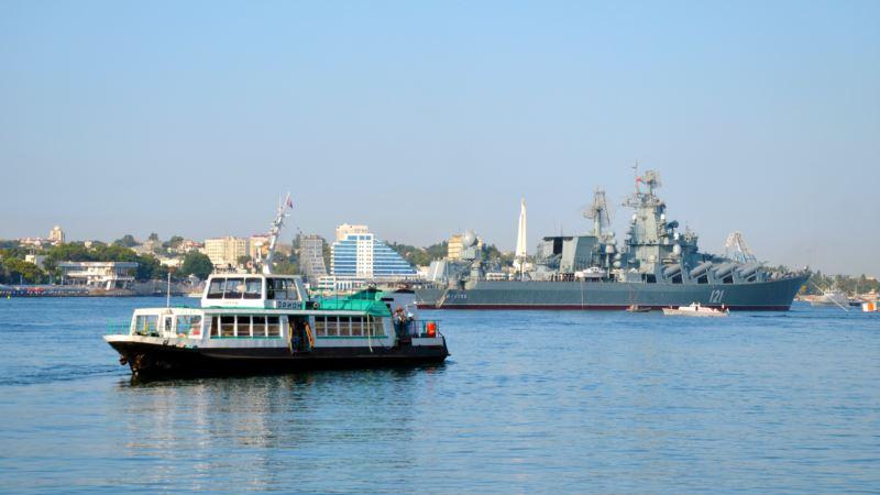 В Севастополе в новогоднюю ночь обещают запустить дополнительные катера