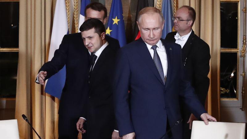 Путин заявил, что доволен встречей с Зеленским – российские СМИ