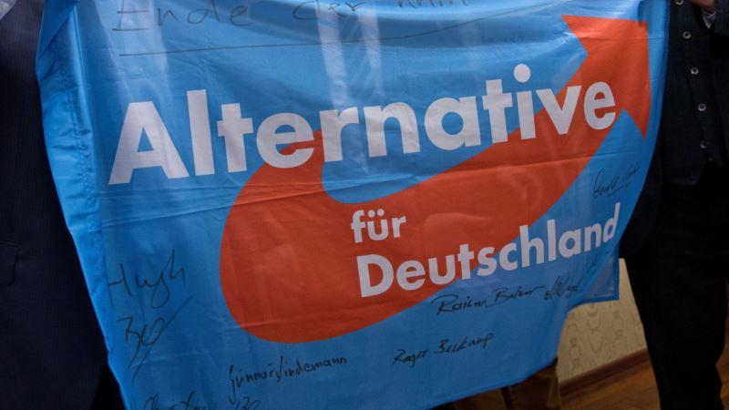 Съезд в Брауншвейге: «Альтернатива для Германии» стремится к власти