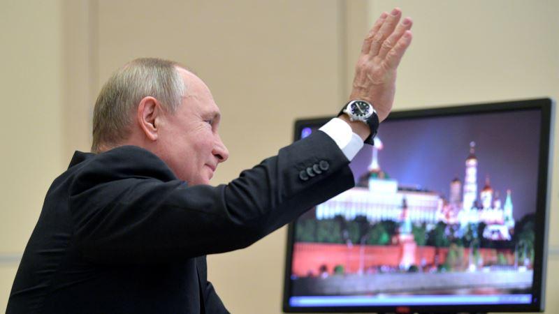 Россия: Путин разрешил сбивать дроны и запретил гаджеты без российского ПО