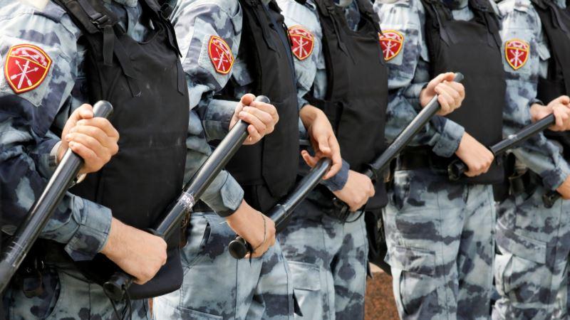 Прокуратура Татарстана признала незаконным участие школьников в учениях Росгвардии