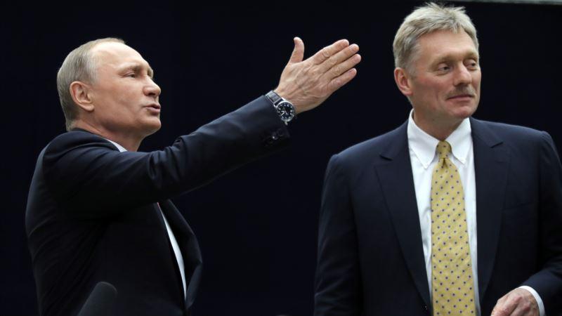 Песков: встреча Путина и Зеленского «обязательно состоится»