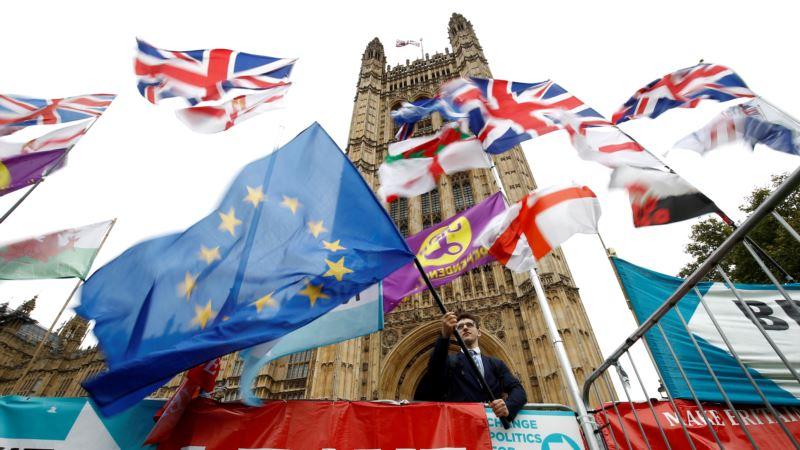 Великобритания установила жесткие сроки заключения соглашения о Brexit