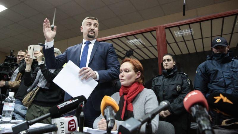 Дело Шеремета: волонтерку Юлию Кузьменко взяли под стражу