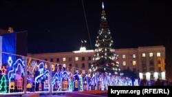 Стало известно, как будет ходить транспорт в Симферополе в новогоднюю ночь