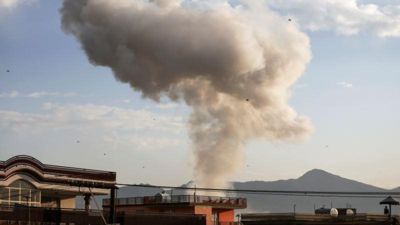 Генерал армии Афганистана погиб в результате теракта талибов