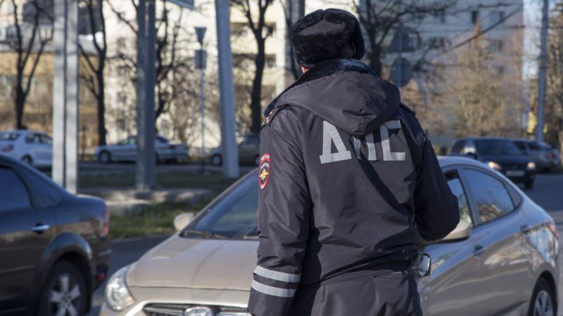 В Симферополе полицейские за взятку хотели вернуть документы пьяному водителю – прокуратура