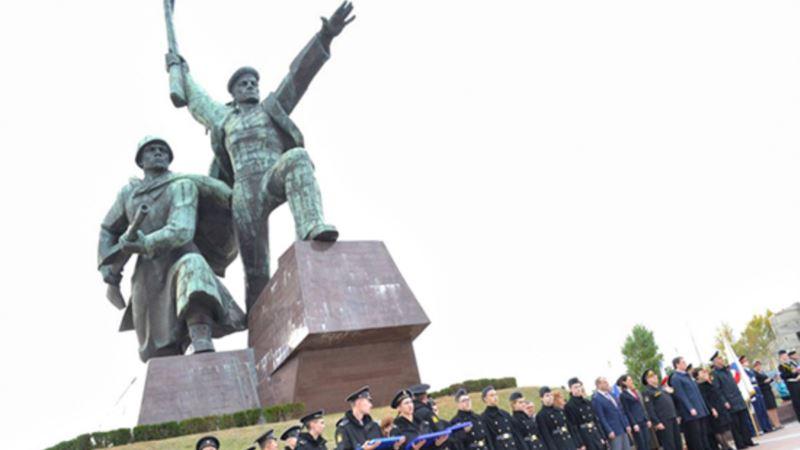 В Севастополе предупреждают об оцеплении района памятника Солдату и Матросу из-за бомбы