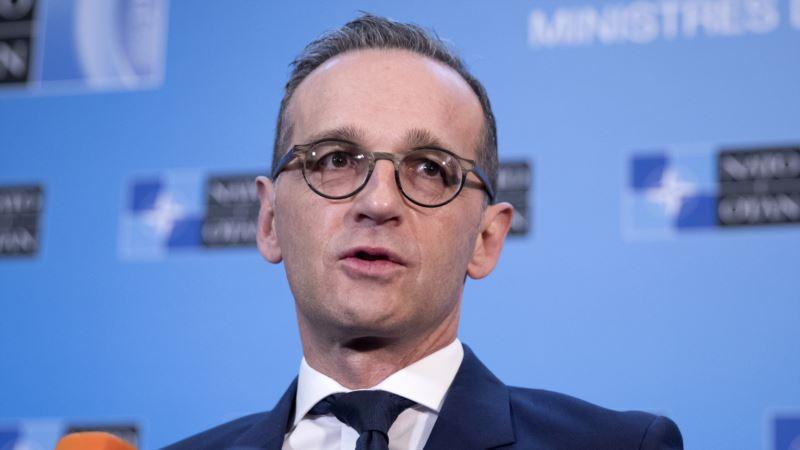 Глава МИД ФРГ: Путин сказал неправду о деле убитого в Берлине Хангошвили