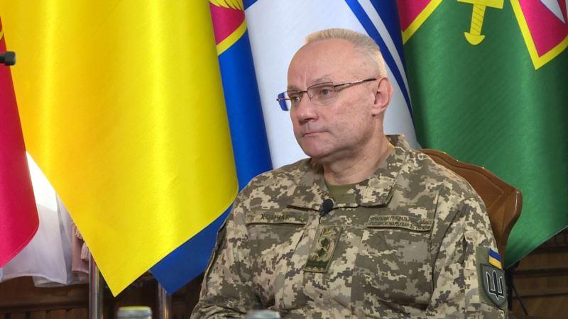Главы генштабов США и Украины провели переговоры в Брюсселе