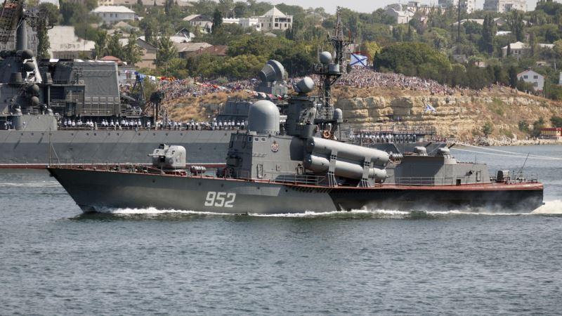 Черноморский флот России планирует повысить интенсивность боевых учений в 2020 году