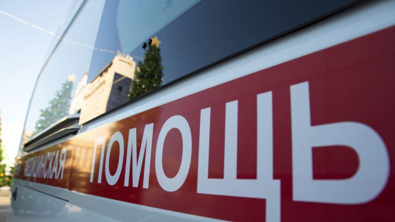 В Симферополе водитель сбил пешехода, девушка с переломом бедра – в больнице
