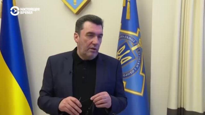 СНБО Украины о возвращении «черных ящиков»: идут сложные и напряженные переговоры с Ираном