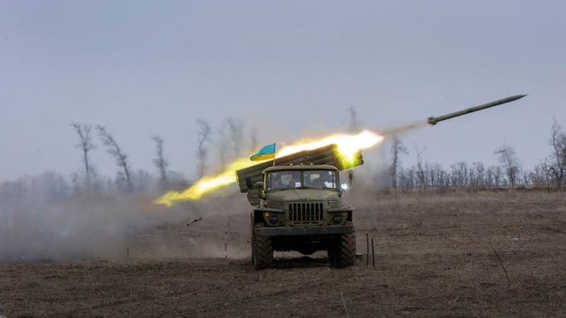 На побережье Азовского моря прошли масштабные учения украинских военных (+фото)
