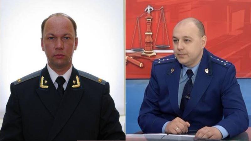 Объявлены подозрения российским прокурорам, которые вместе с Поклонской преследовали Меджлис