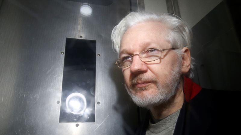Адвокат Ассанжа утверждает, что Трамп назвал условие помилования основателя WikiLeaks