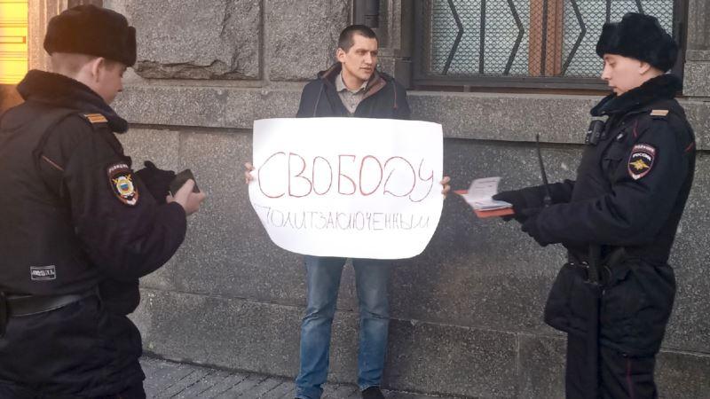 Москва: алуштинского экс-депутата Степанченко отпустили (+видео)