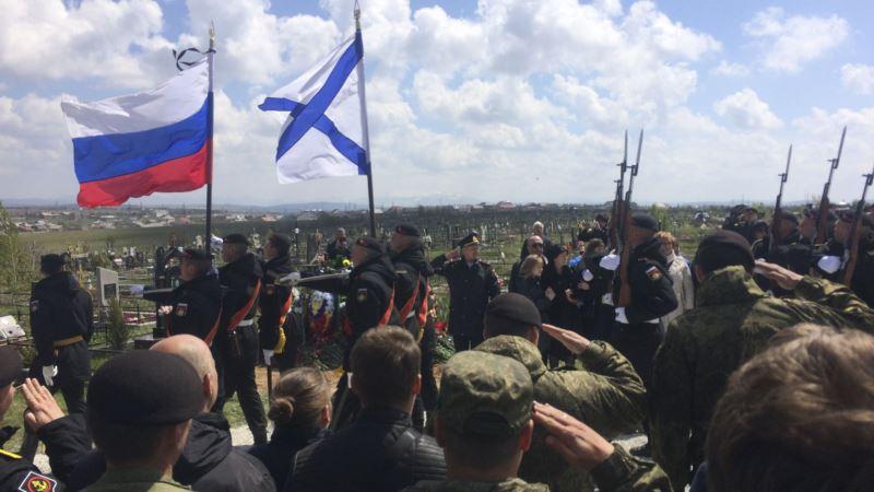 Российский глава Севастополя хочет назвать сквер именем погибшего в Сирии военного