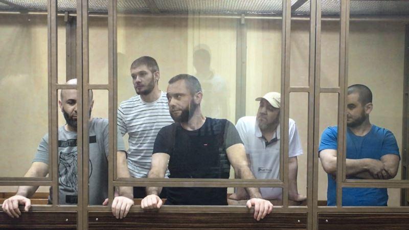 Осужденные крымчане Абдуллаевы находятся в СИЗО города Уфа – родственники
