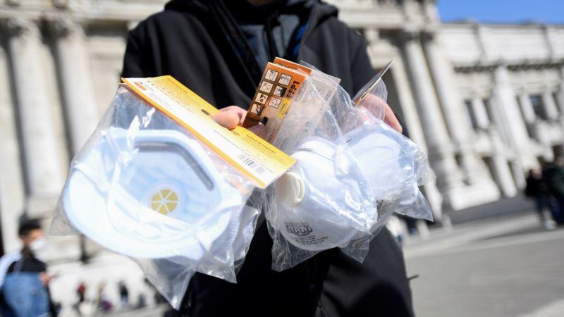 В Швейцарии обнаружили первый случай заболевания коронавирусом