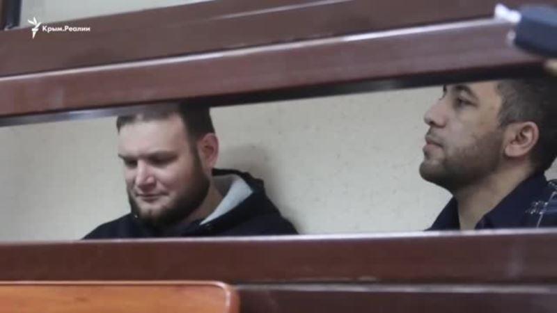 В Крыму продлили арест фигурантам симферопольского «дела Хизб ут-Тахрир» (видео)
