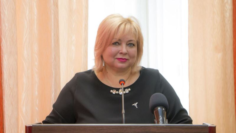 Экс-глава горсовета Керчи после скандала с блокадниками: «Я с политикой не завязала»