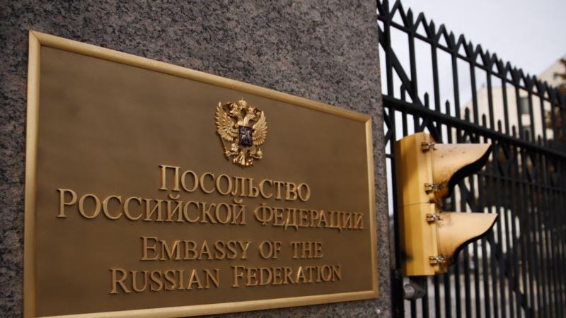 В посольстве России назвали «очередным всплеском русофобии» новые санкции США