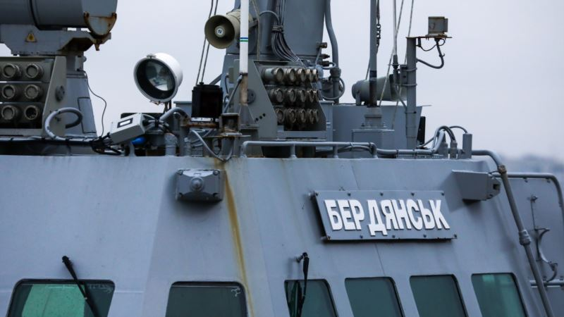«Нашли доказательства агрессии России»: завершена экспертиза обстрелянного у берегов Крыма катера «Бердянск»