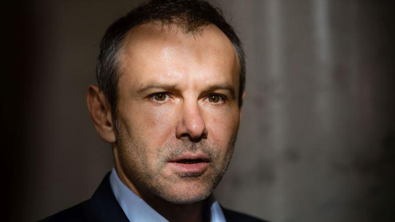 Фракция партии «Голос» в Раде подготовила план возвращения Крыма и Донбасса
