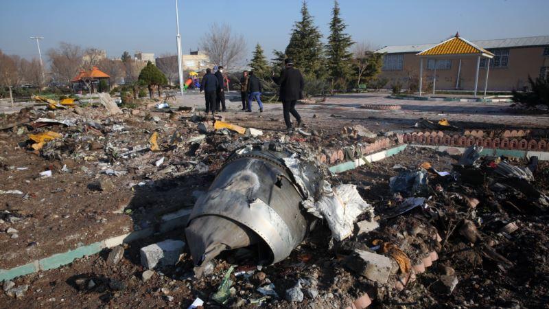 Иран готов сотрудничать с Украиной в расследовании по сбитому «Боингу»