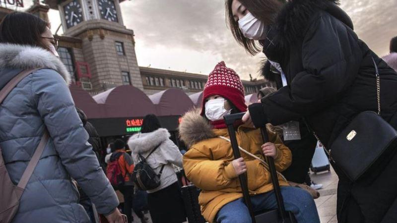 Гражданам Китая закрывают въезд в Россию из-за коронавируса